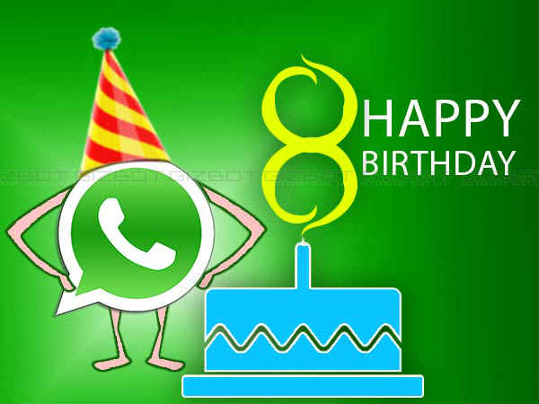 Happy birthday WhatsApp! Status feature goes live globally