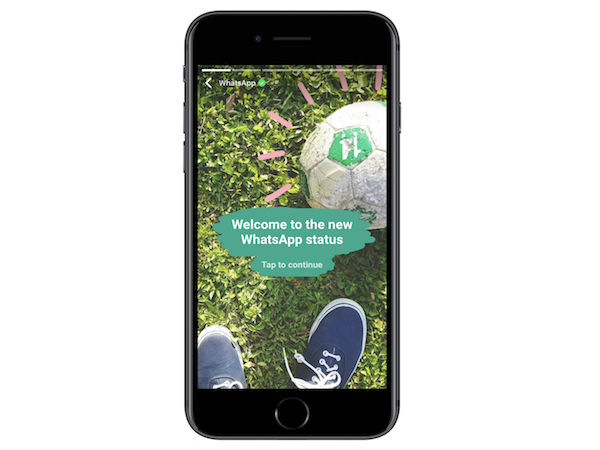 """WhatsApp rolls out """"Status"""" for Android and iOS"""