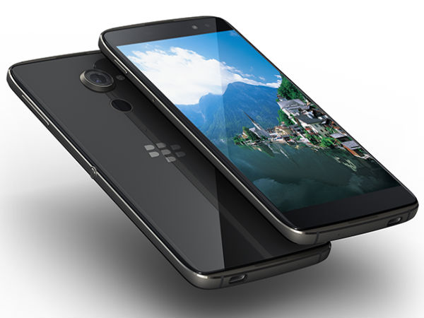 Blackberry DTEK60 smartphone now available in India: Top Rivals