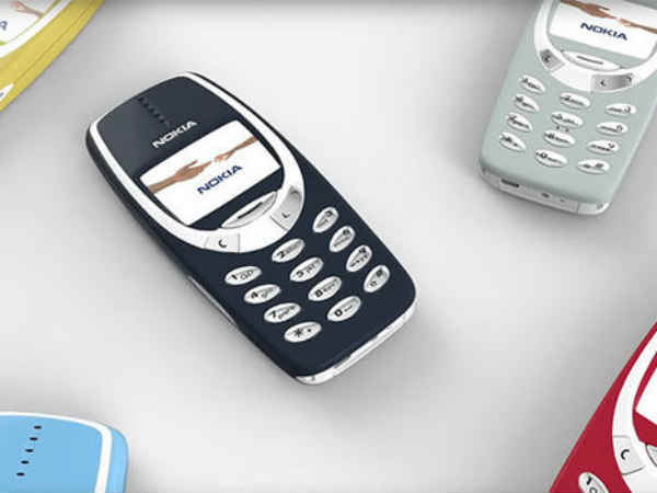 HMD confirms the launch of Nokia 3310