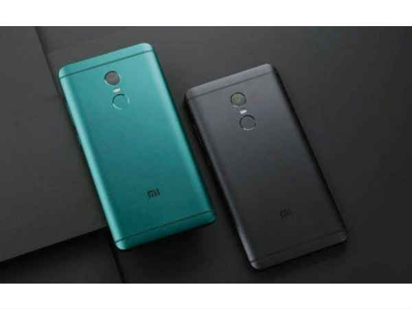 Xiaomi Redmi Note 4X may launch today, sea green color expected