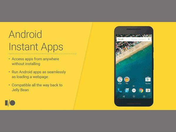 How to enable recently rolled-out Google Instant Apps feature