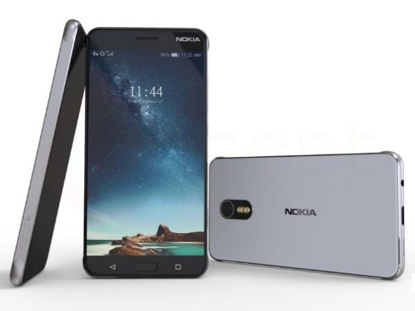 Nokia Android Smartphone Launch