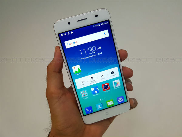 ZTE Blade A2 Plus launched in India at Rs. 11,999