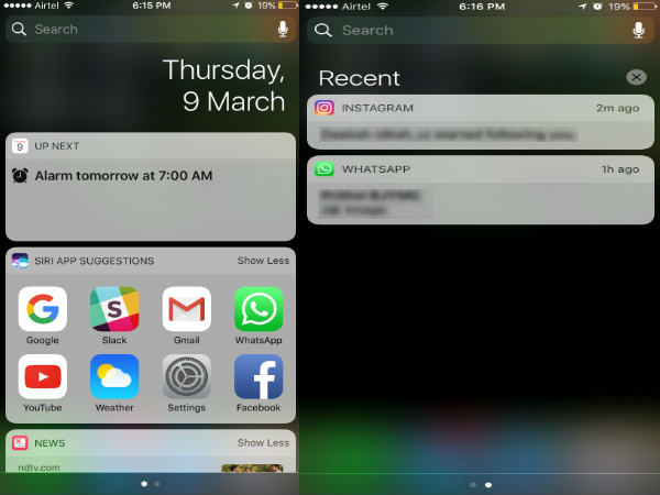 How to disable Notifications