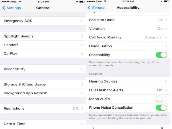 How to use Reachability: