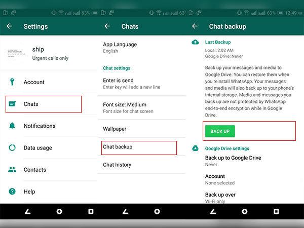 get whatsapp messenger