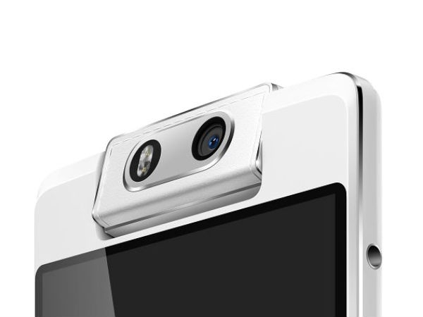 OPPO pushed the limits with first-of-its kind Rotating camera