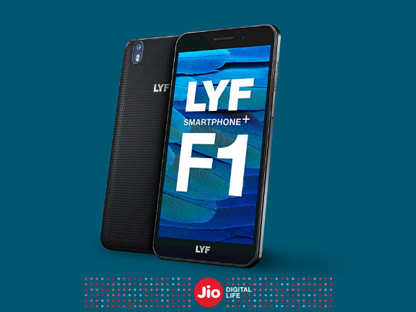 Reliance JIO LYF F1