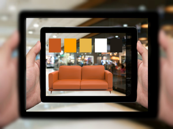 Amazon may soon bring AR and VR to homeware stores