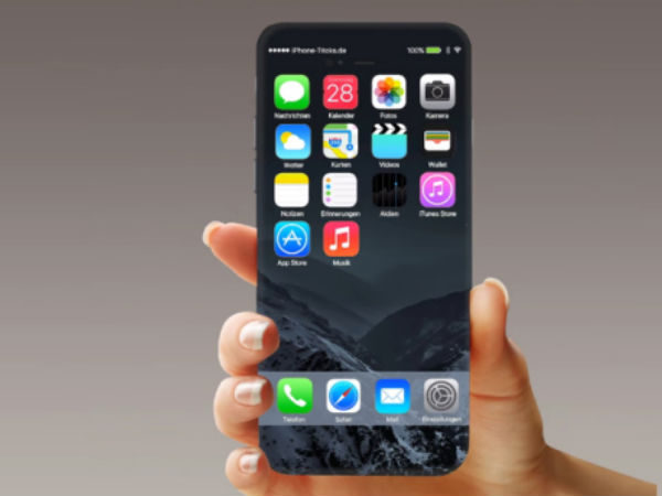 Apple iPhone 8 to feature 5.8-inch OLED screen: Report