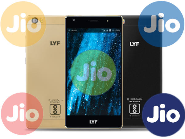 Best LYF Android smartphones with 4G VoLte support to buy in India