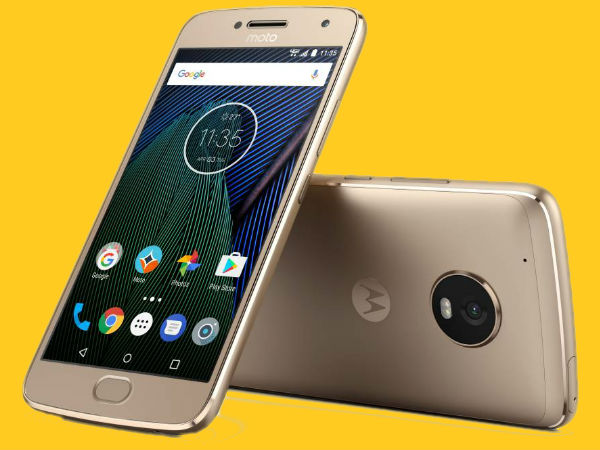 Best Smartphones with 4GB RAM: Moto G5 Plus, Redmi Note 4 and More