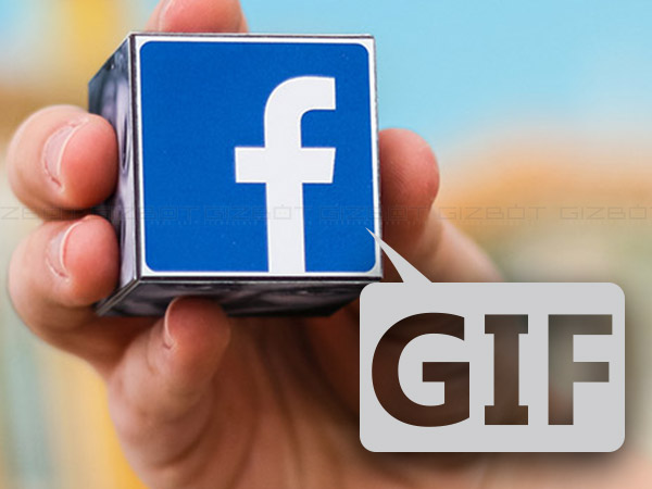 Facebook starts testing GIF support in comments