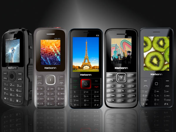 Feature phones that come cheap and with many functional benefits