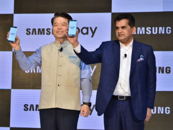 Samsung launches Samsung Pay in India