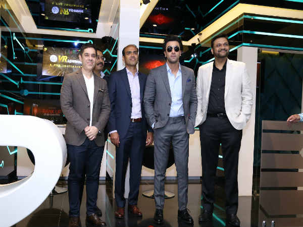 PVR joins hands with HP to launch first VR lounge