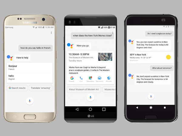 Google Assistant is coming to Android Marshmallow and Nougat devices