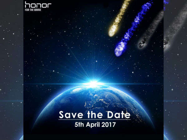 Honor V9 to be launched globally as Honor 8 Pro on April 5