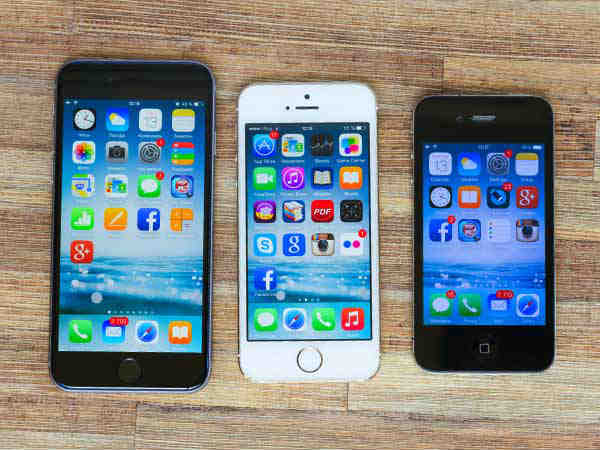 How to access one-hand functionality on the larger iPhone devices