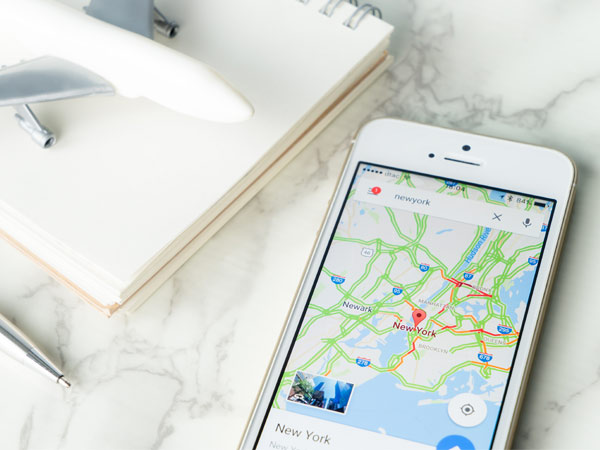 How to track your friends' real-time location using Google Maps