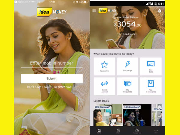 Idea launches redesigned Money app