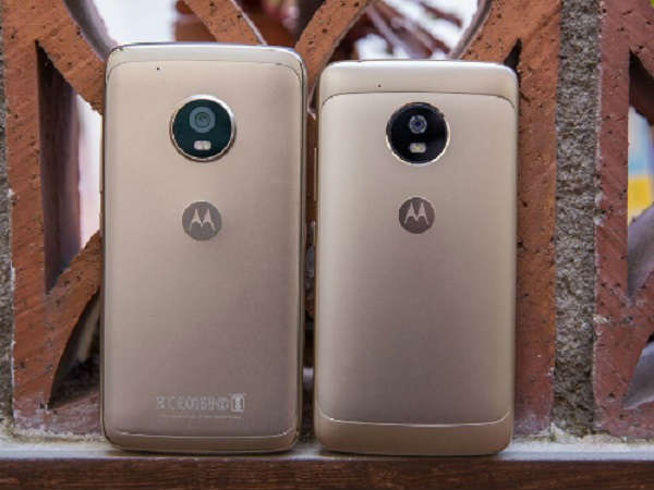 Moto G5 and G5 Plus revealed in official videos