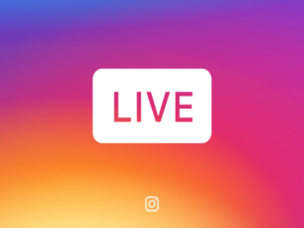 Instagram – You can now save live videos on your phone