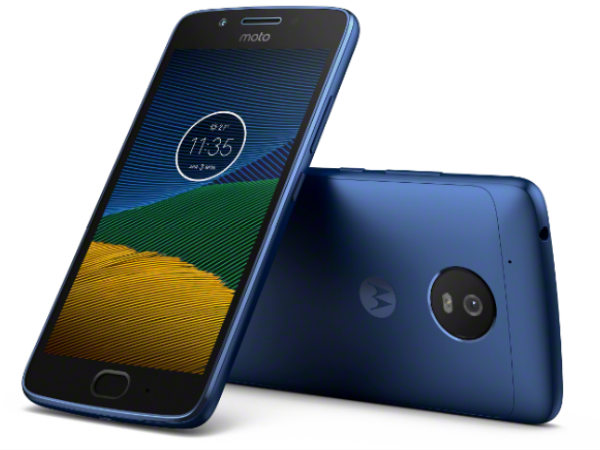 Blue Sapphire Colour Variant of the Moto G5 Launching Soon