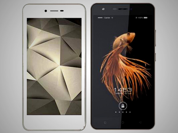 Karbonn launced Aura Sleek 4G and Aura Note 4G Budget Smartphones