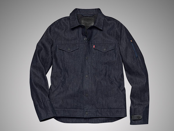 Levi's and Google unveils connected Commuter Jacket