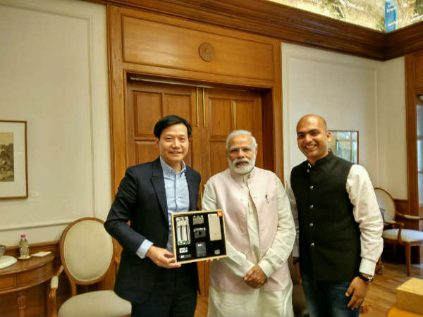 Xiaomi's Chairman meets PM to discuss job opportunities