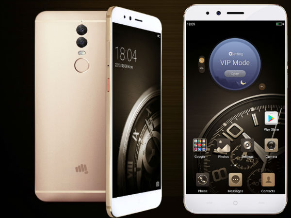 Micromax Dual 5 launched: Competition for Redmi Note 4, Moto G5 Plus
