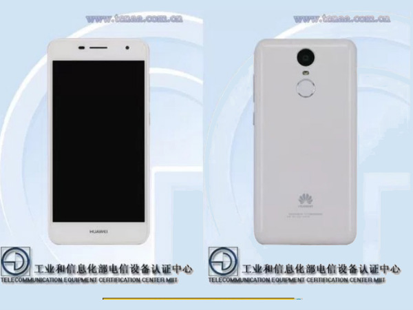 Mid-range Huawei phone with 4,000mAh battery spotted on TENAA