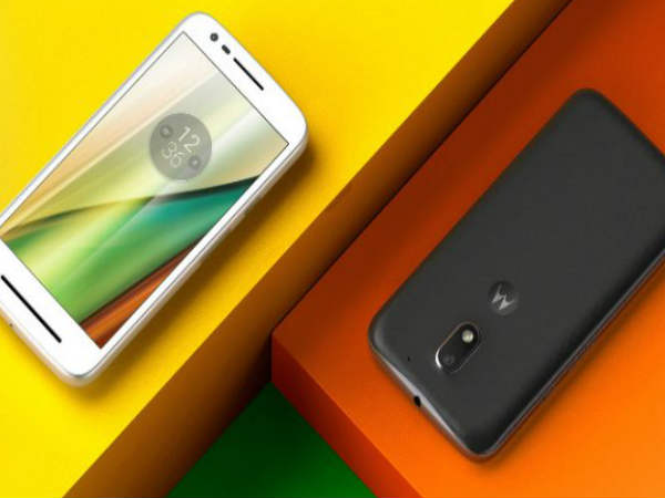 Moto E4 with 4000mAh battery clears FCC; imminent launch possible