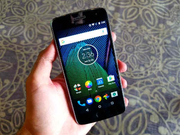 Moto G5 Plus receives first software update soon after its release