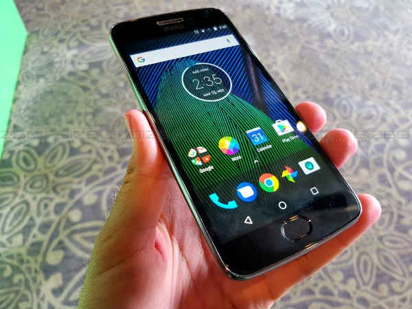 Moto G5 Plus sales create record on Flipkart
