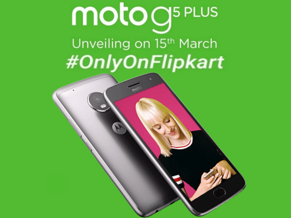 Moto G5 Plus sales starts tonight at 12 AM: Other alternatives
