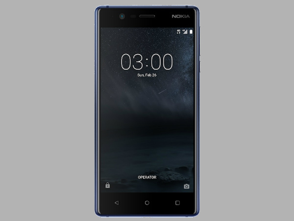 Nokia 3 models TA-1020, TA-1028, TA-1032, TA-1038 spotted at FCC