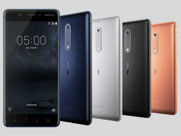Nokia 3, Nokia 5, and Nokia 6 global launch to happen in 120 markets