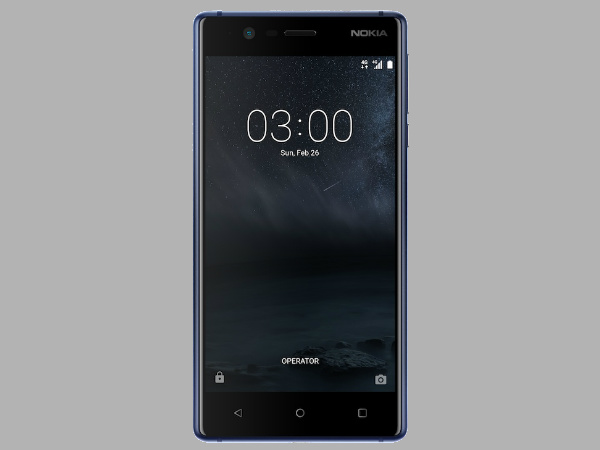Nokia 3 (TA-1038) clears certification at FCC
