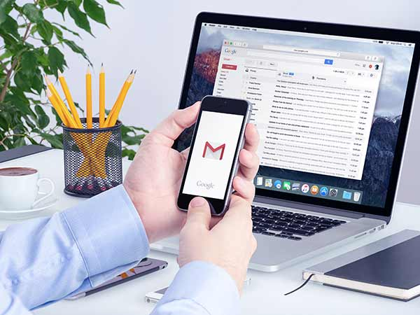 Now transfer money via E-mail attachment using Gmail Android app