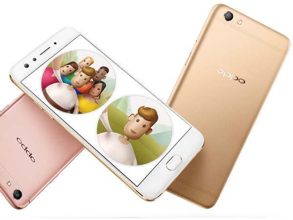 Oppo F3 Plus vs best selfie camera smartphones