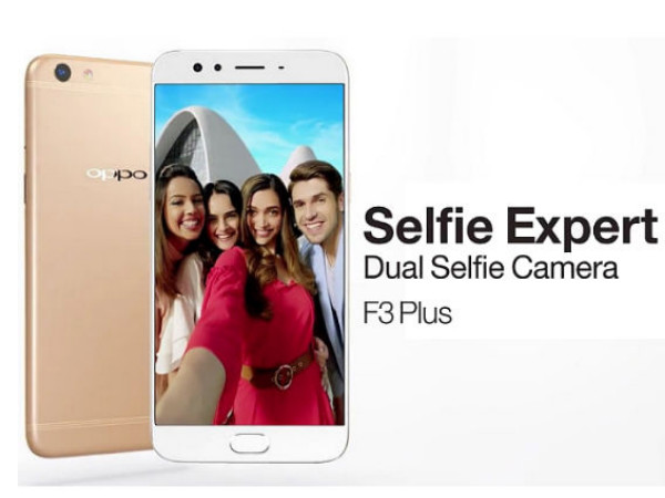 Oppo F3 Plus will be launched today in India; Watch the live stream here