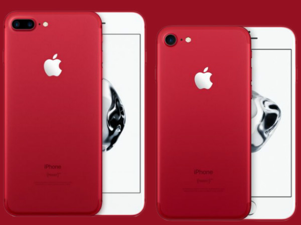 Red Apple iPhone 7 and iPhone 7 Plus Vs Other Red colored smartphones to consider