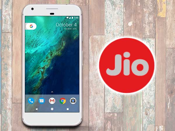 Reliance Jio, Google allegedly working on a secret 4G Android smartphone