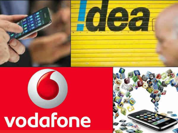 Idea, Vodafone India announce merger, to combat Reliance Jio