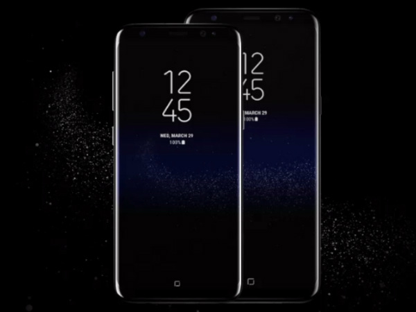 Galaxy S8 have been launched: A threat to the high-end smartphones