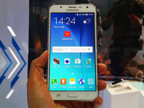 Samsung Galaxy J5 (2017) with 13MP selfie camera spotted