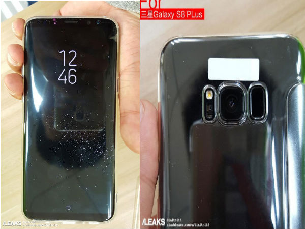 Samsung Galaxy S8 has on-screen home button, tip leaked images